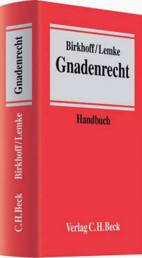 Gnadenrecht. Handbuch