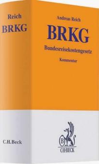 Bundesreisekostengesetz (BRKG). Kommentar