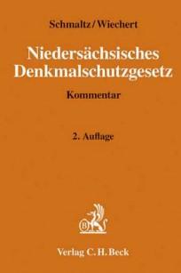 Niedersächsisches Denkmalschutzgesetz. Kommentar