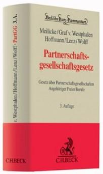 Partnerschaftsgesellschaftsgesetz: PartGG-Kommentar