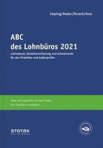 ABC des Lohnbüros 2021