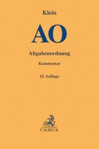 Abgabenordnung (AO). Kommentar