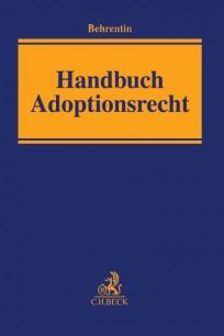 Handbuch Adoptionsrecht