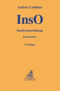 Insolvenzordnung (InsO). Kommentar