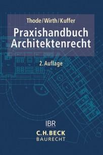Praxishandbuch Architektenrecht