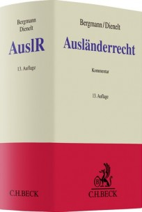 Ausländerrecht. AuslR-Kommentar