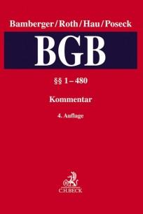 BGB, Kommentar zum Bürgerlichen Gesetzbuch. Band 1