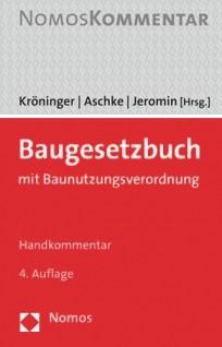 Baugesetzbuch mit Baunutzungsverordnung. Handkommentar