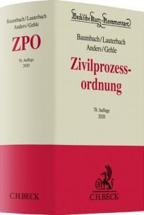 Zivilprozessordnung (ZPO). Kommentar
