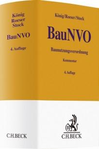 Baunutzungsverordnung: BauNVO-Kommentar