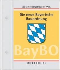 Die neue Bayerische Bauordnung