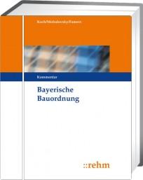 Bayerische Bauordnung Kommentar