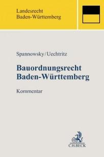 Bauordnungsrecht Baden-Württemberg