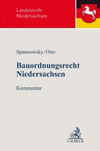 Bauordnungsrecht Niedersachsen. Kommentar