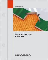 Das neue Baurecht in Sachsen