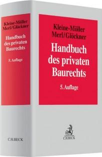 Handbuch des privaten Baurechts
