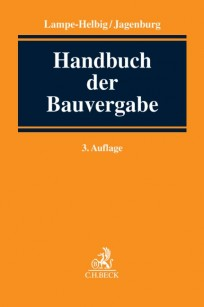Handbuch der Bauvergabe. Kommentar