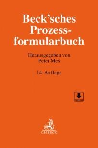 Beck'sches Prozessformularbuch