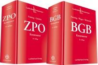 BGB-Kommentar + ZPO-Kommentar (Bundle)