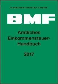BMF Amtliches Einkommensteuer-Handbuch 2017