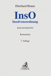 Insolvenzordnung (InsO). Kommentar