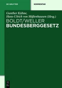 Bundesberggesetz. Kommentar