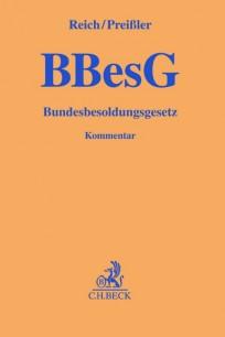 Bundesbesoldungsgesetz (BBesG). Kommentar