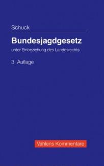 Bundesjagdgesetz. Kommentar