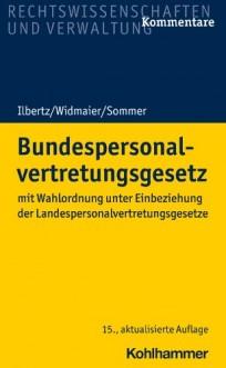 Bundespersonalvertretungsgesetz. Kommentar
