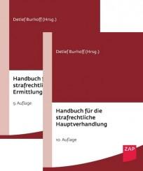 Paket :Handbuch für das strafrechtliche Ermittlungsverfahren und Handbuch für die strafrechtliche Hauptverhandlung