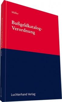 Bußgeldkatalog-Verordnung