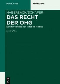 Das Recht der OHG