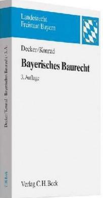 Bayerisches Baurecht