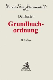 Grundbuchordnung. GBO-Kommentar