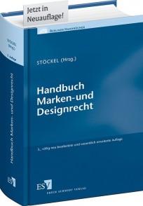 Handbuch Marken- und Designrecht