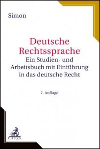 Deutsche Rechtssprache