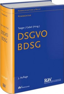 DSGVO-BDSG Kommentar