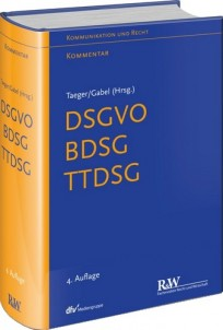 DSGVO-BDSG-TTDSG Kommentar