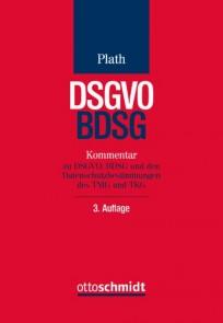 DSGVO/BDSG Kommentar