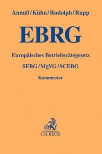 Europäisches Betriebsräte-Gesetz. EBRG-Kommentar