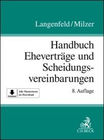 Handbuch Eheverträge und Scheidungsvereinbarungen