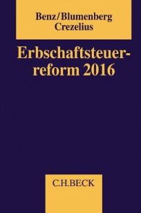 Erbschaftsteuerreform 2016