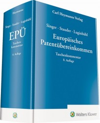 Europäisches Patentübereinkommen. EPÜ-Kommentar