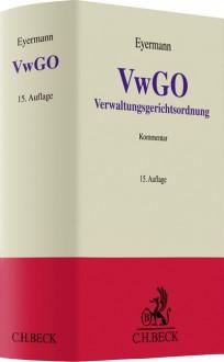 Verwaltungsgerichtsordnung. VwGO-Kommentar