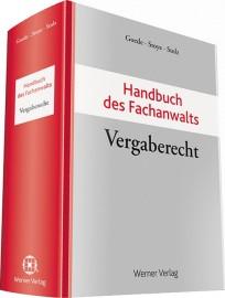 Handbuch des Fachanwalts Vergaberecht