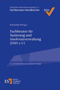 Fachberater für Sanierung und Insolvenzverwaltung (DStV e.V.)