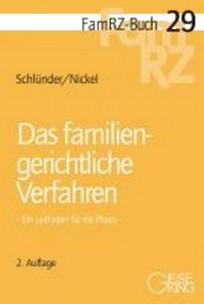 Das familiengerichtliche Verfahren