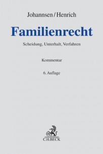 Familienrecht. Kommentar