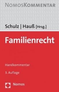 Familienrecht. Handkommentar