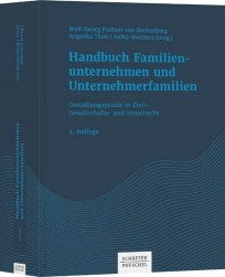 Handbuch Familienunternehmen und Unternehmerfamilien
